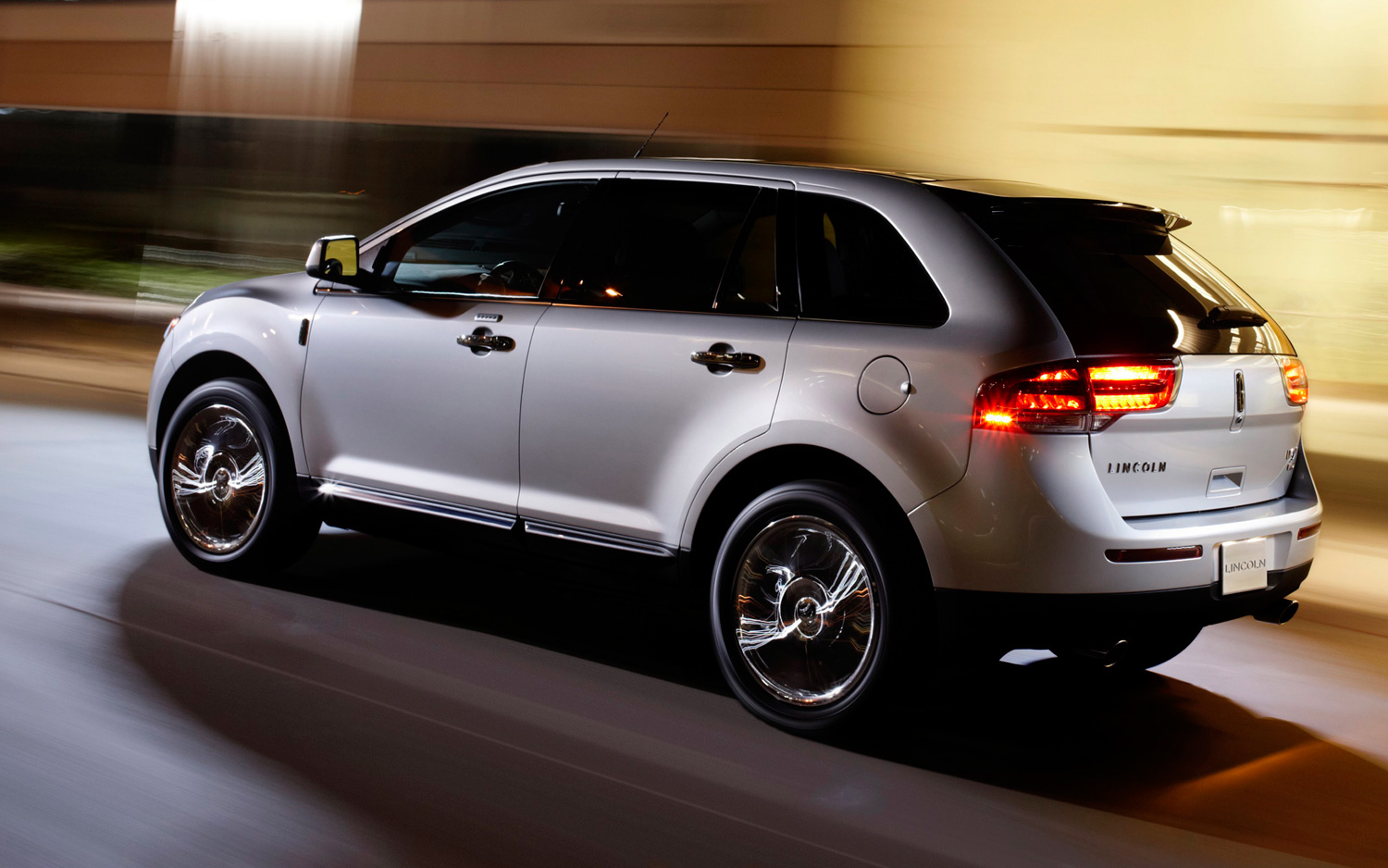 2012 Lincoln Mkx #5
