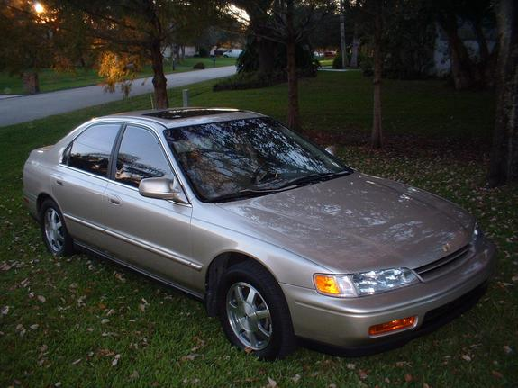 1995 Honda Accord #11