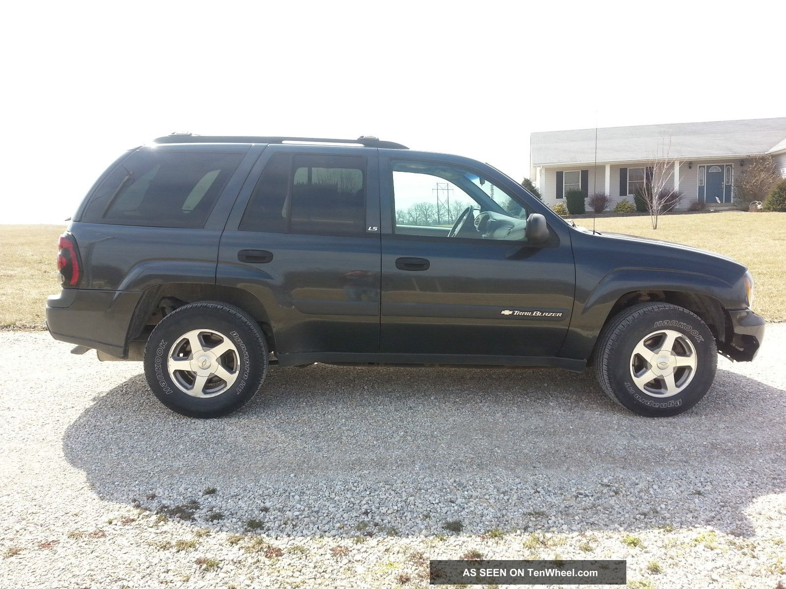 2004 Chevrolet Trailblazer #15