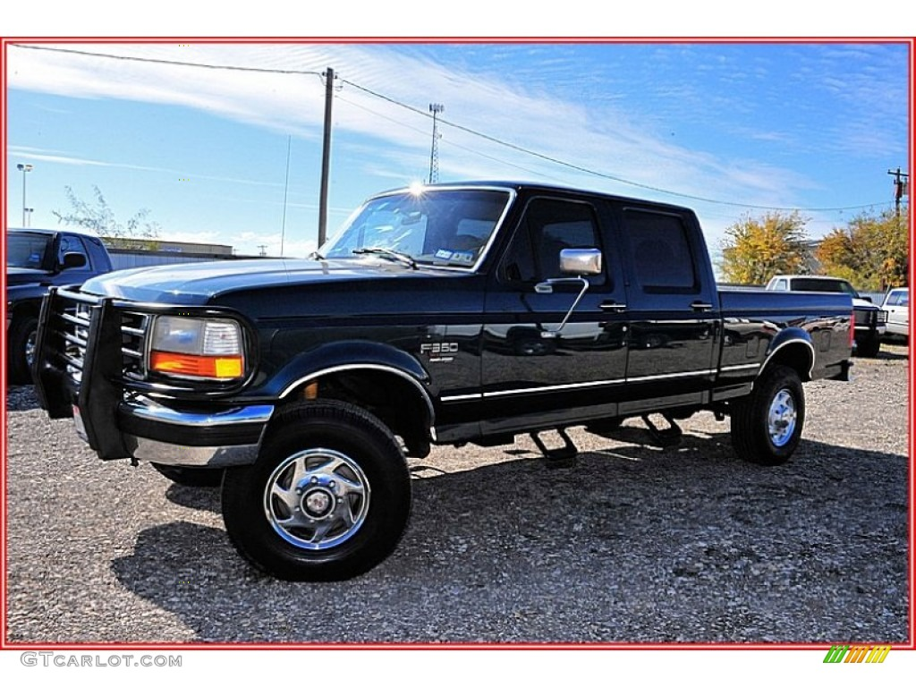 1996 Ford F-250 #6