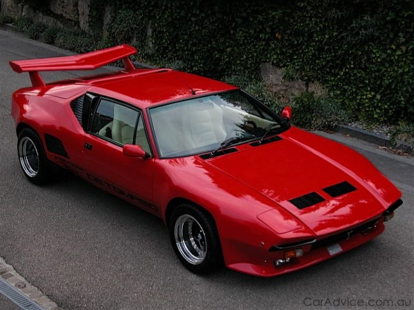 1993 de tomaso pantera photos informations articles. Black Bedroom Furniture Sets. Home Design Ideas