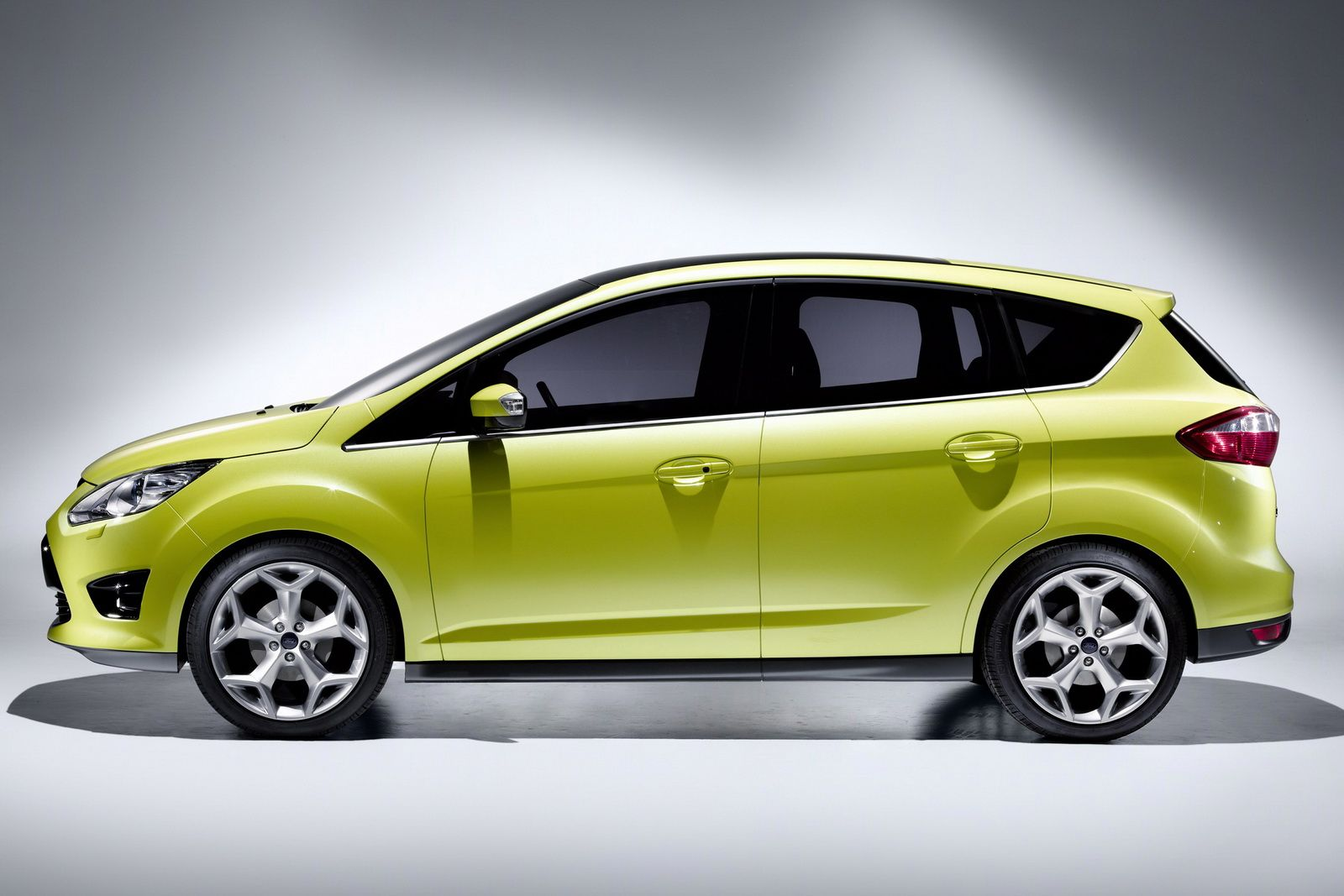 2010 Ford C-Max #8