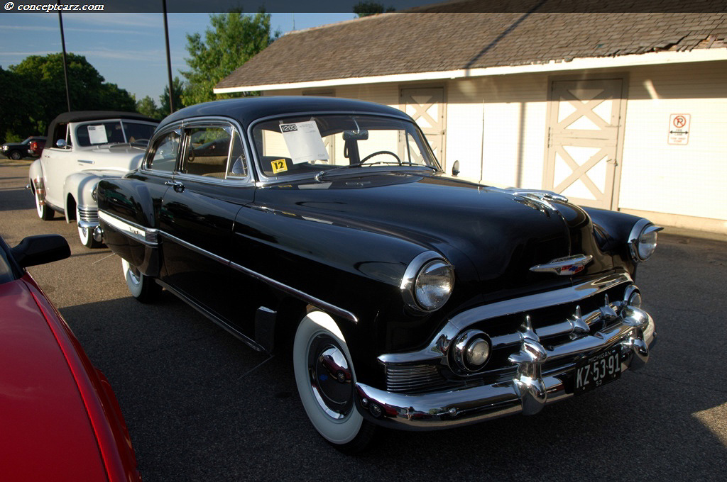 1953 Chevrolet Bel Air #5