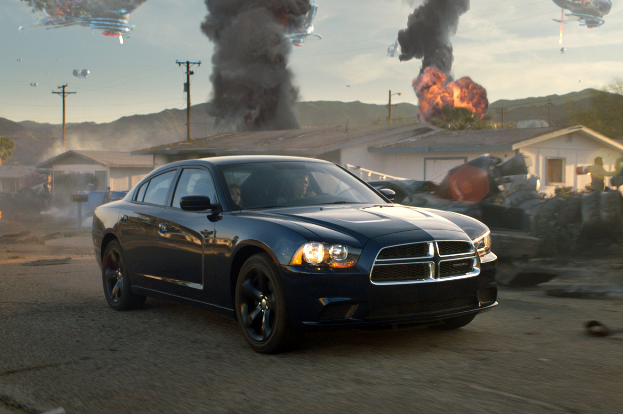 2013 Dodge Charger #12