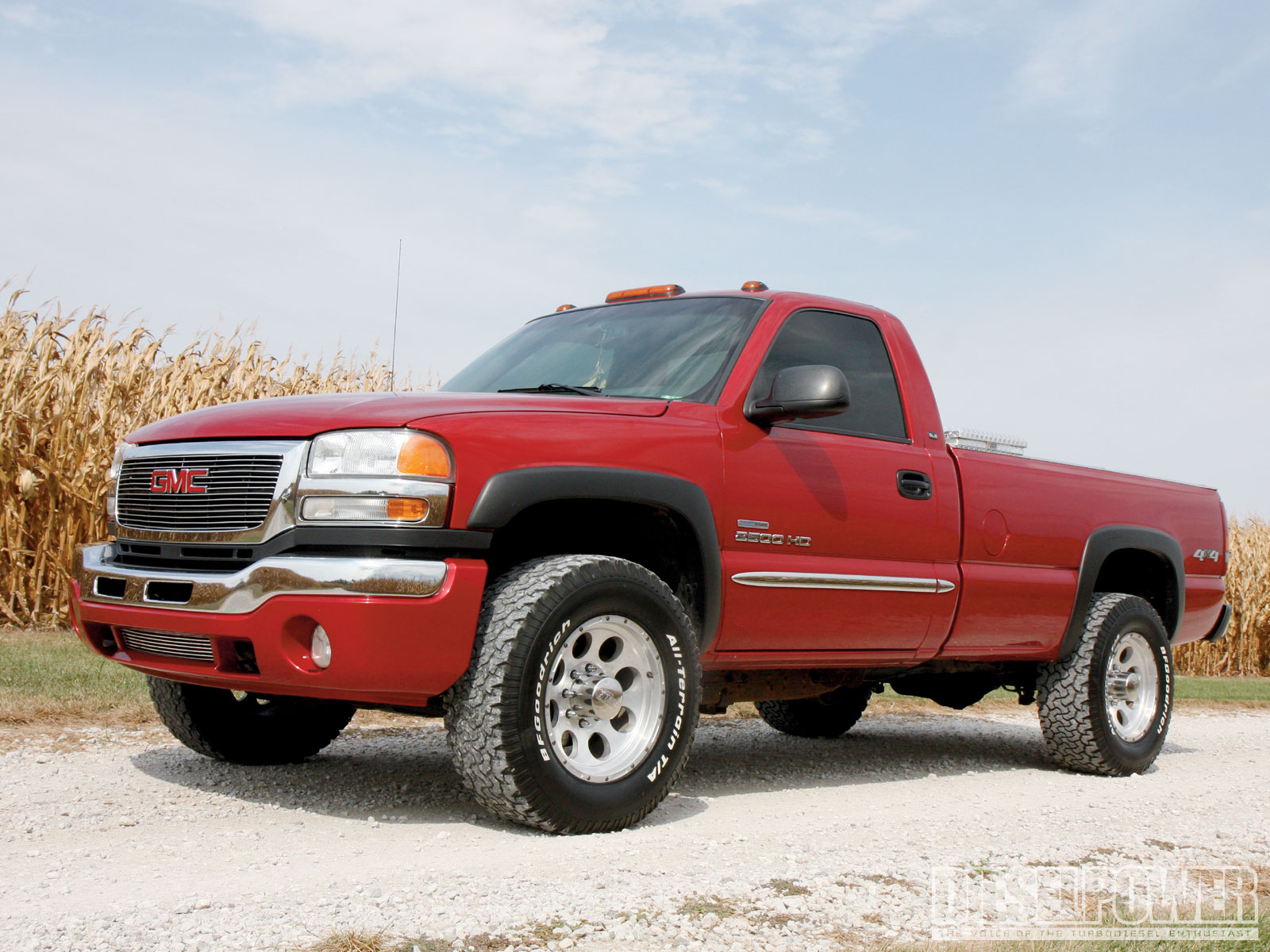 2003 GMC Sierra 2500hd #3