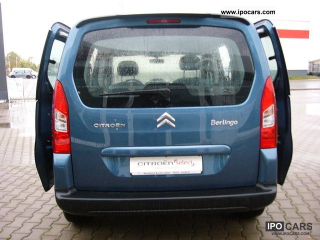 2010 Citroen Berlingo #6