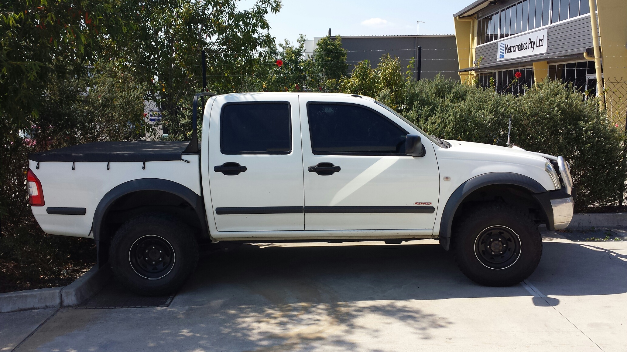 Holden Rodeo #6