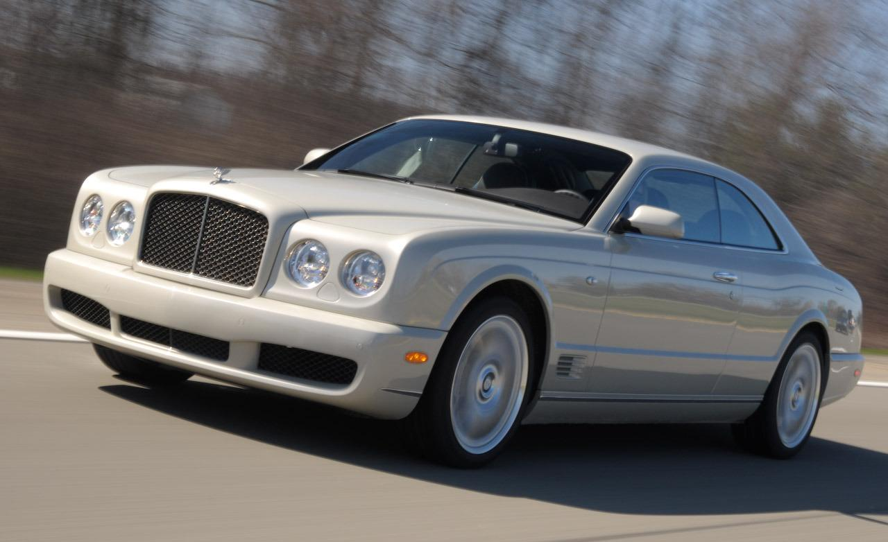 2009 Bentley Brooklands #7