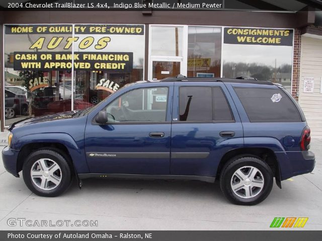 2004 Chevrolet Trailblazer #12