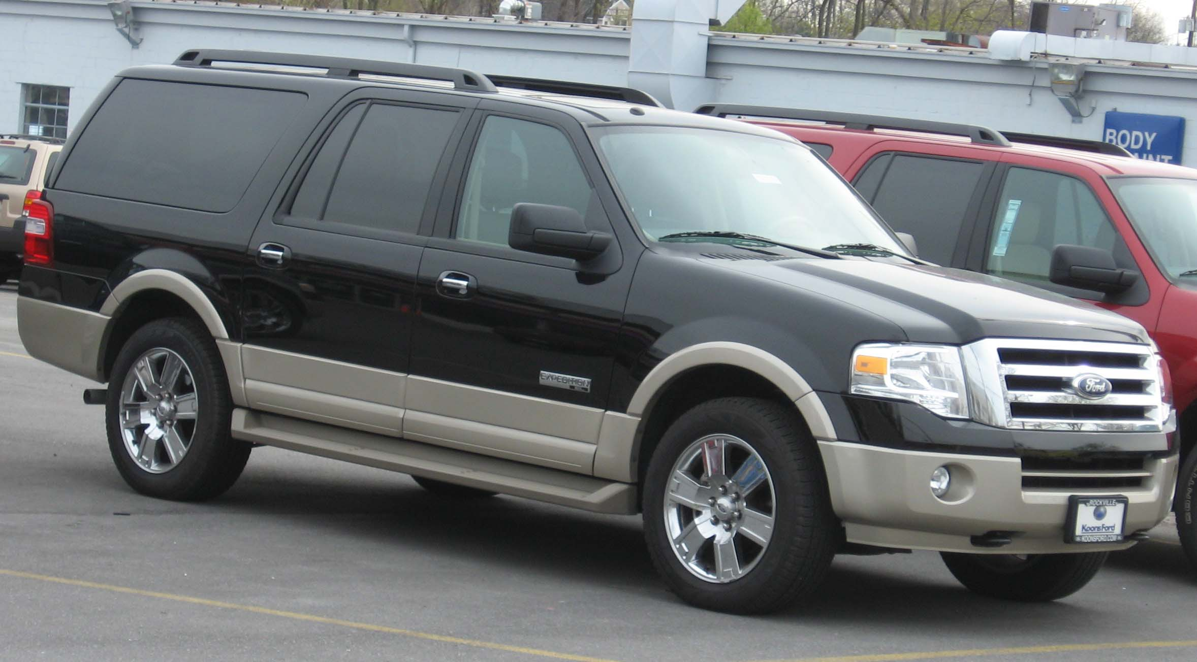 2007 Ford Expedition El #2