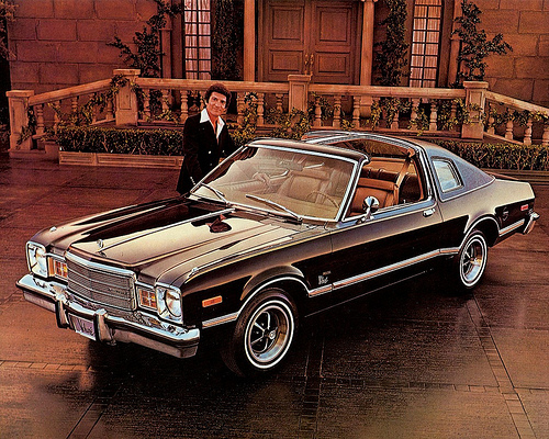 1977 Plymouth Volare #12
