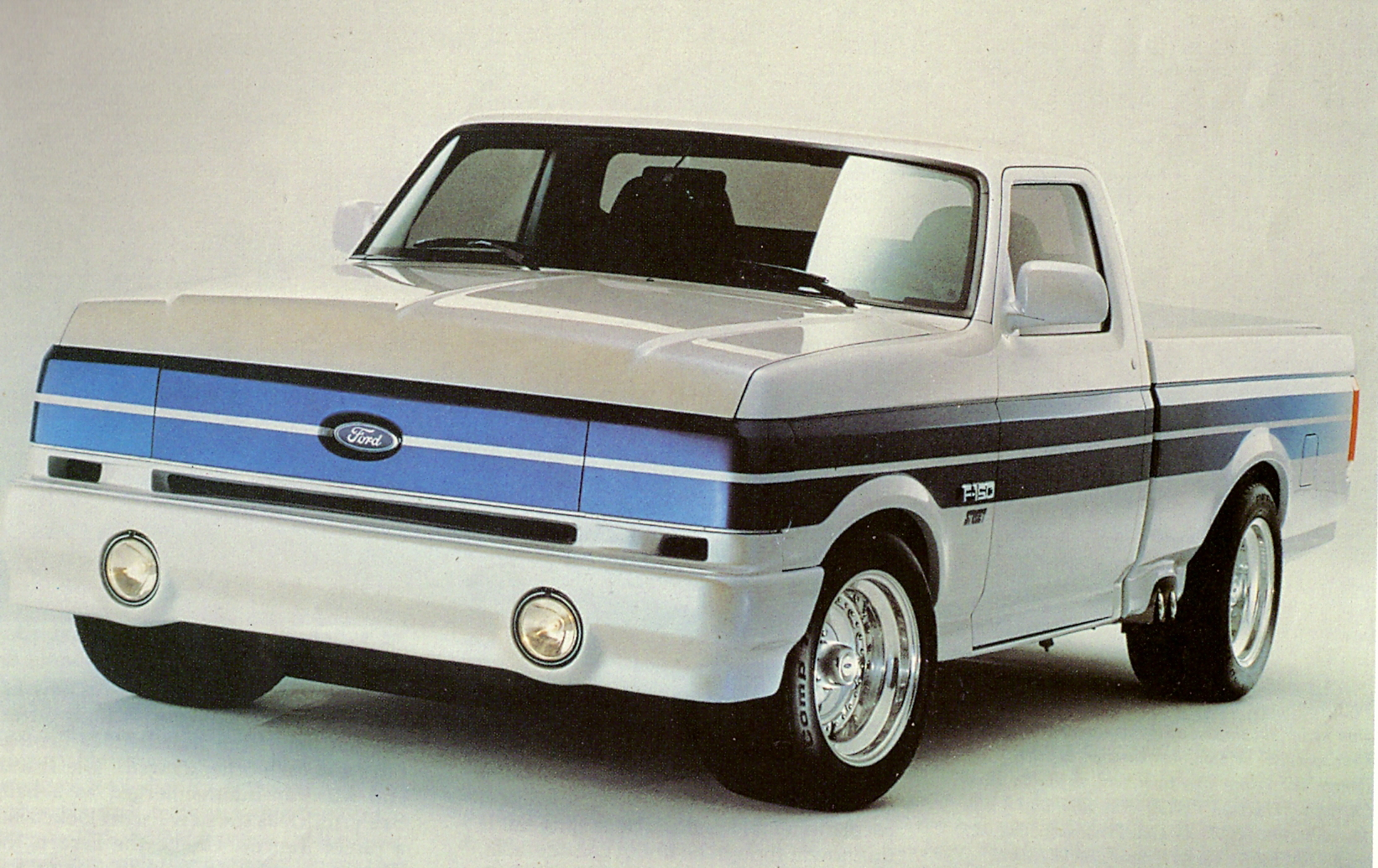 1990 Ford F-150 #13