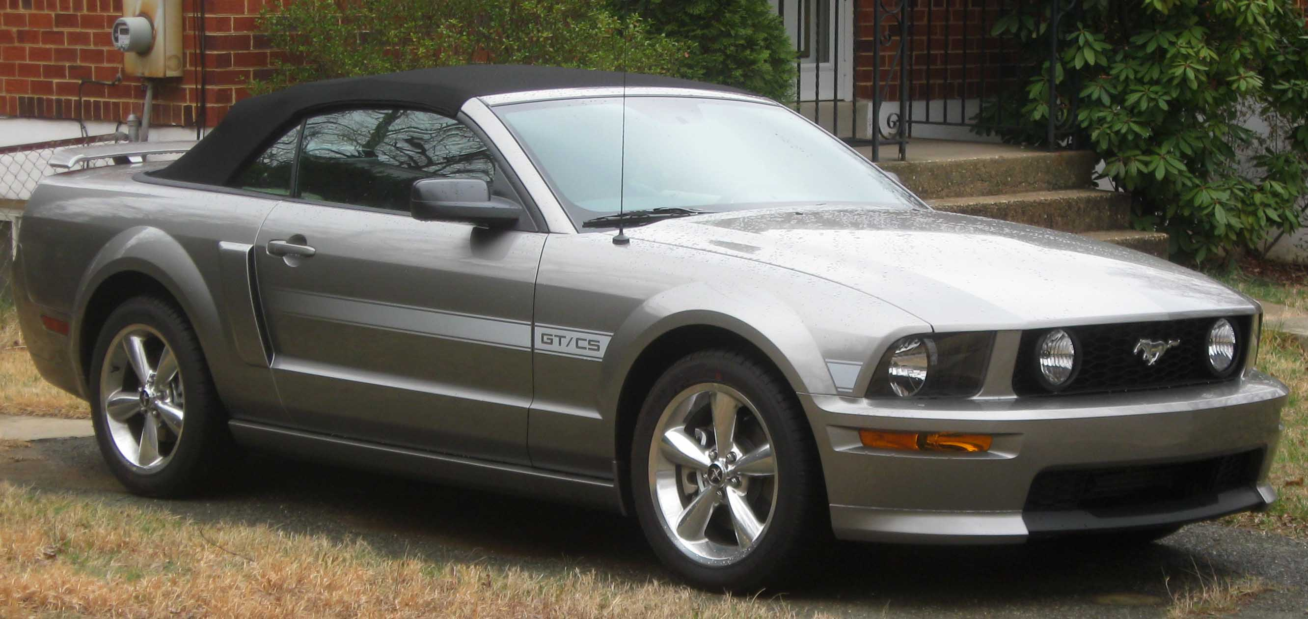 Ford Mustang #16