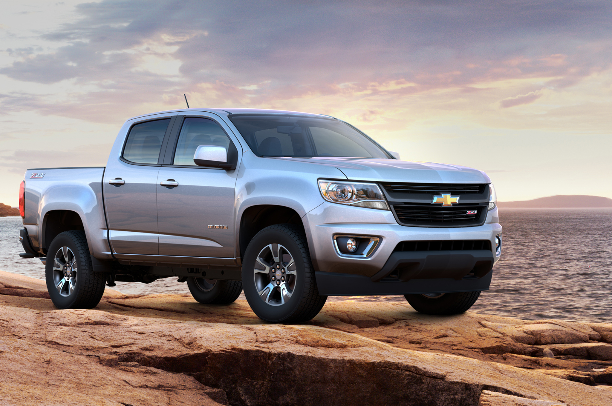 2015 Chevrolet Colorado #3