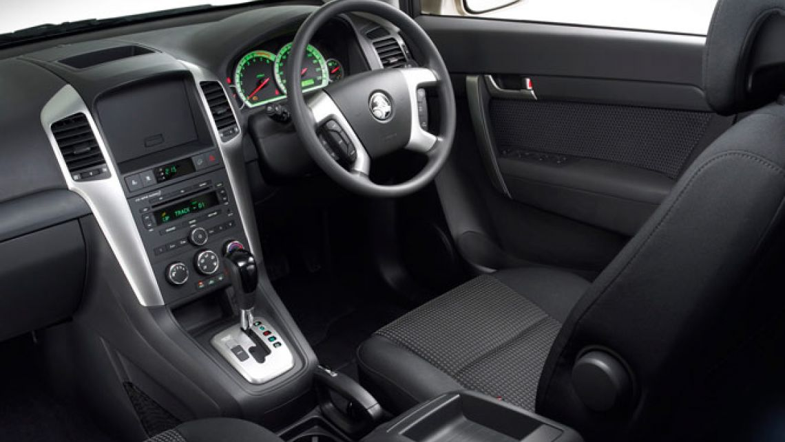 2008 Holden Captiva #5