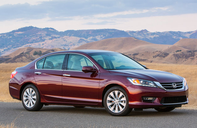 2013 Honda Accord #4