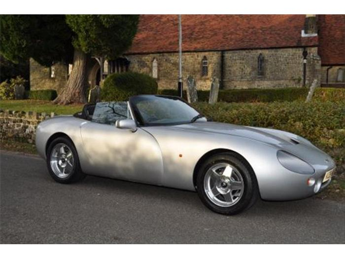 1992 TVR Griffith #7