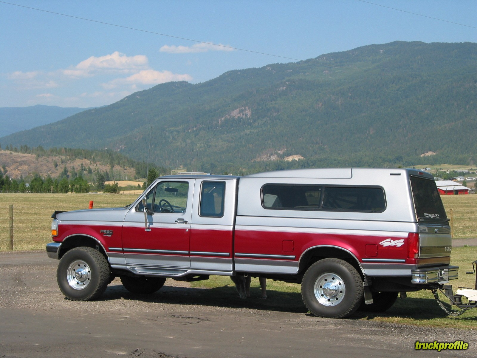 1995 Ford F-250 #18