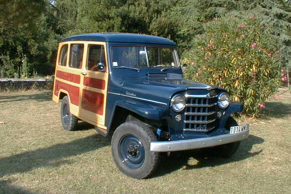 1946 Jeep Station Wagon #11