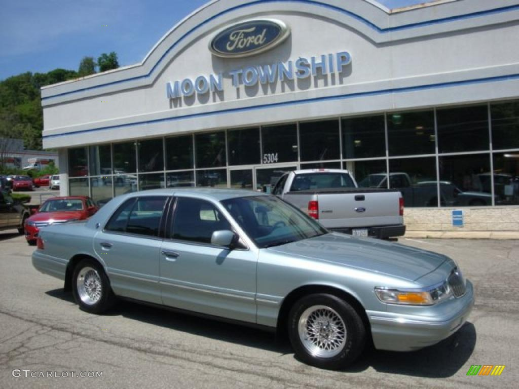 1996 Mercury Grand Marquis #12