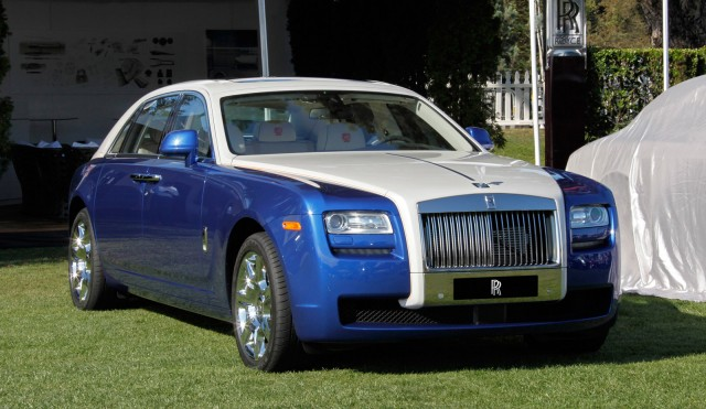 2013 Rolls royce Ghost #10