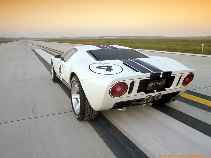2002 Ford GT 40 #5