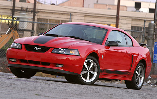2003 Ford Mustang #17