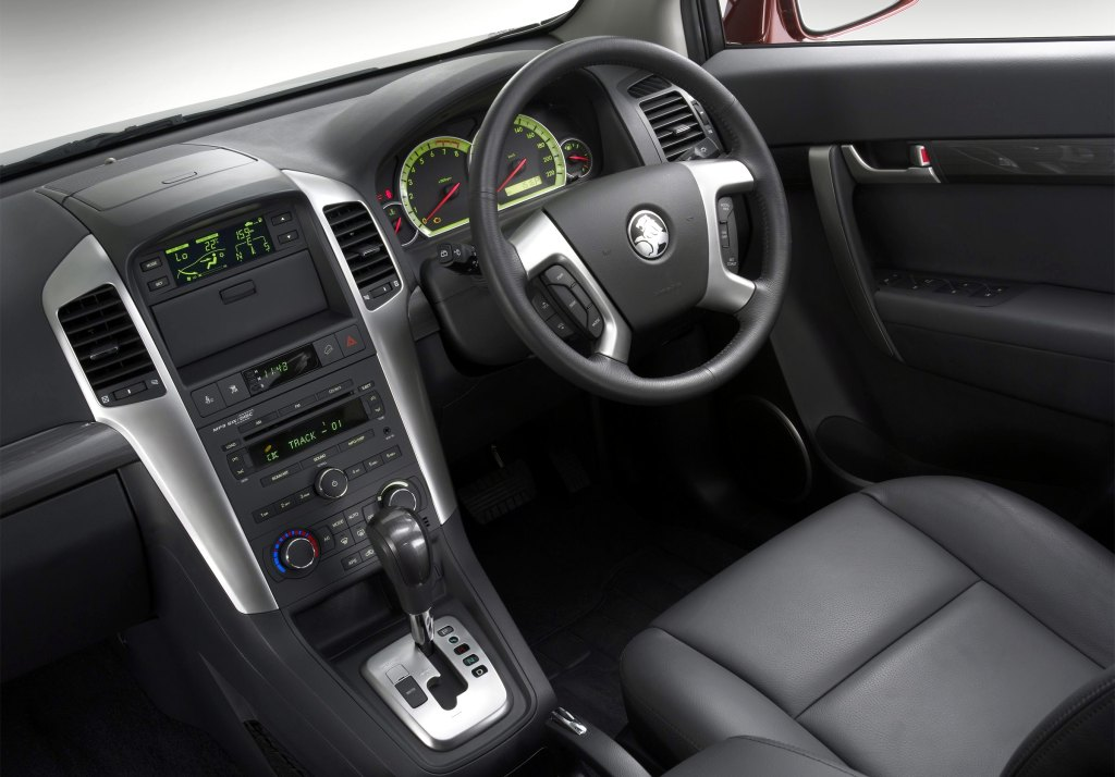 2007 Holden Captiva #5