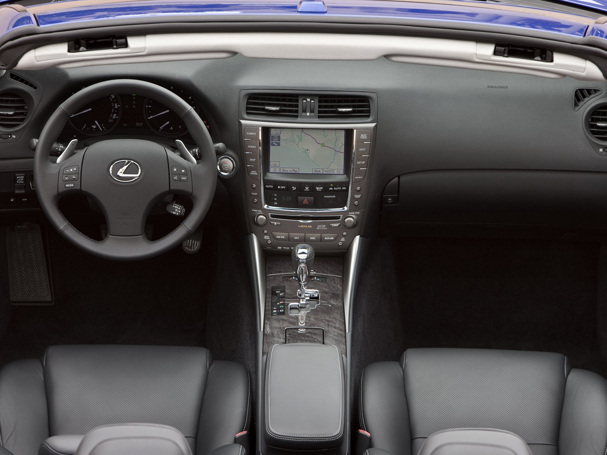 2013 Lexus Is 350 C #17