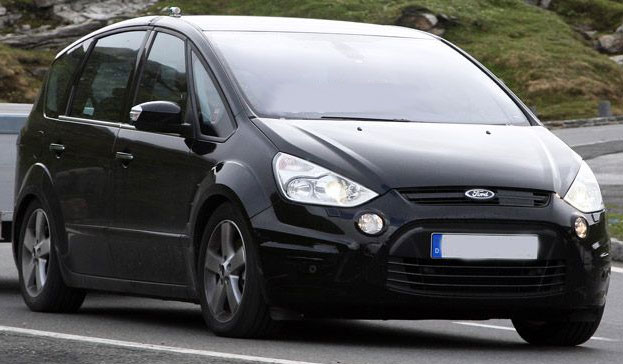 2009 Ford S-Max #4