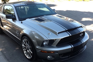 2008 Ford Shelby GT 500 #13