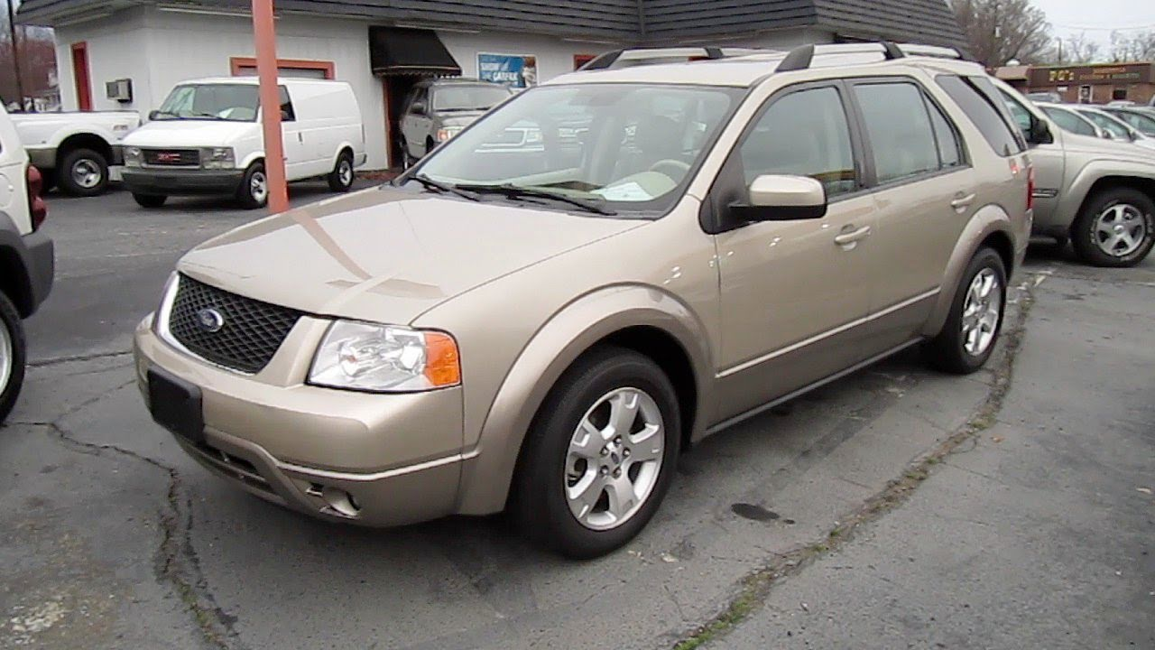 2006 Ford Freestyle #2