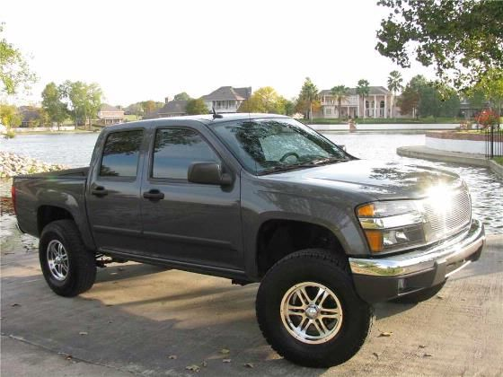 2008 GMC Canyon #7