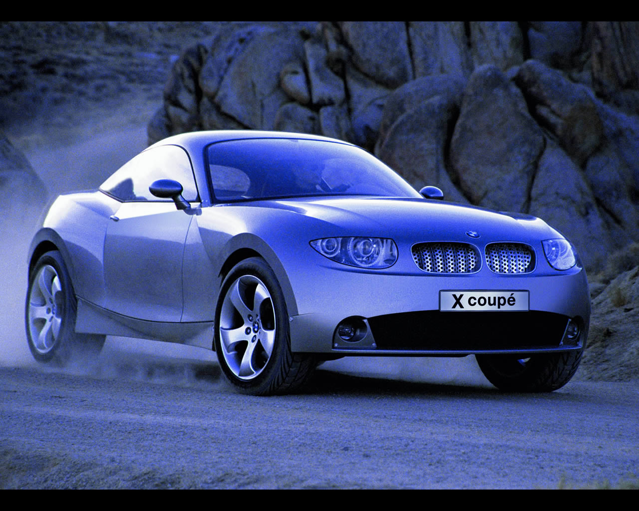 2001 BMW X Coupe #9