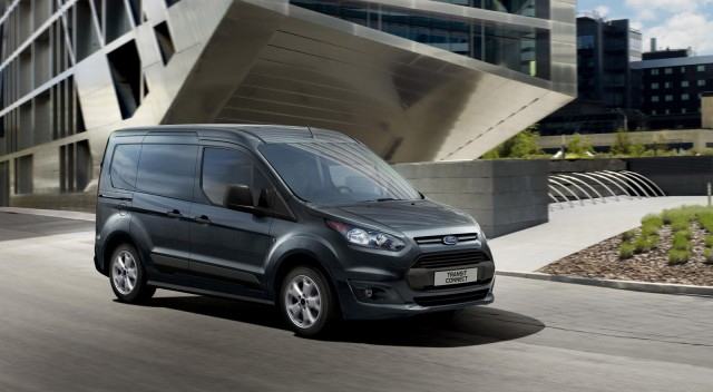 2014 Ford Transit Connect #13