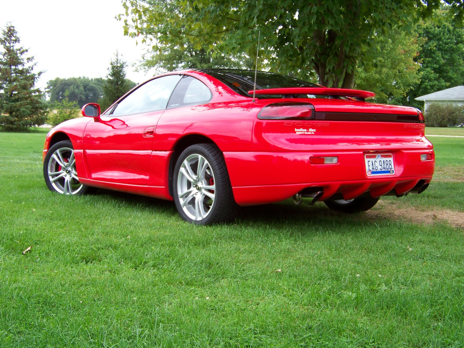 Dodge Stealth #3