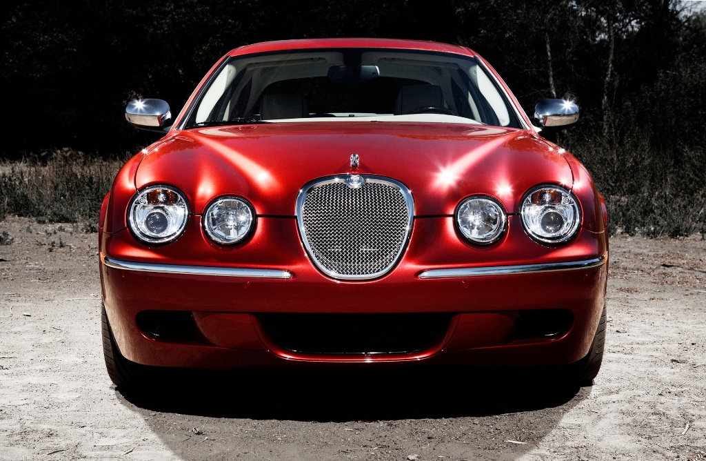 2008 Jaguar S-type #4