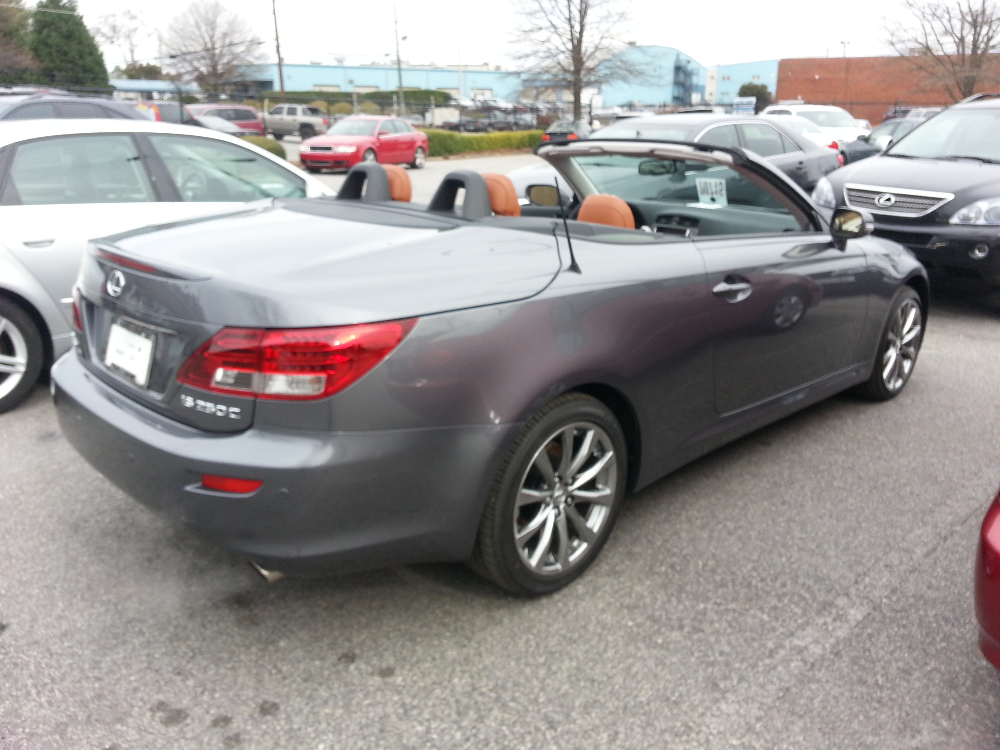 2013 Lexus Is 250 C #7