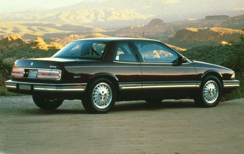 1992 Buick Regal #12