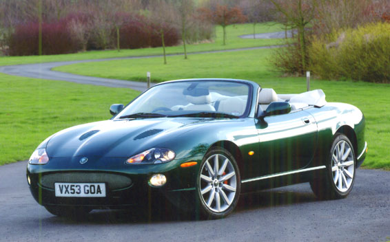 2004 Jaguar Xk-series #8