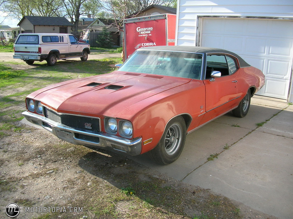 1972 Buick GS #10