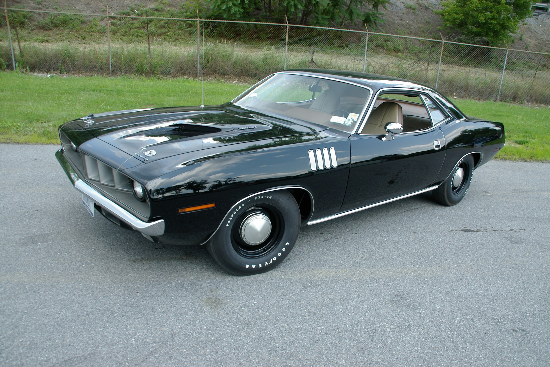 1971 Plymouth Barracuda #4