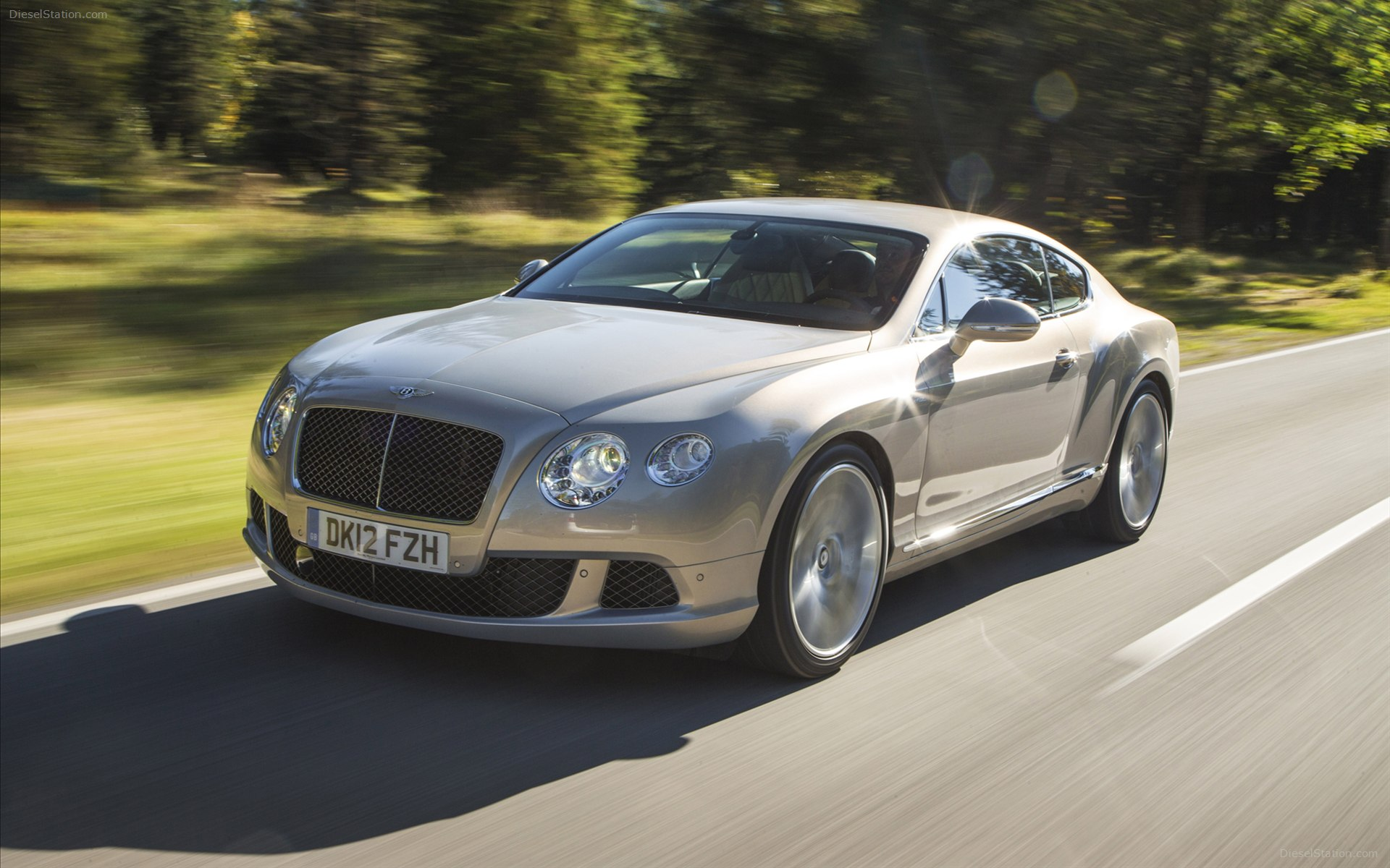 2013 Bentley Continental Gt Speed #2