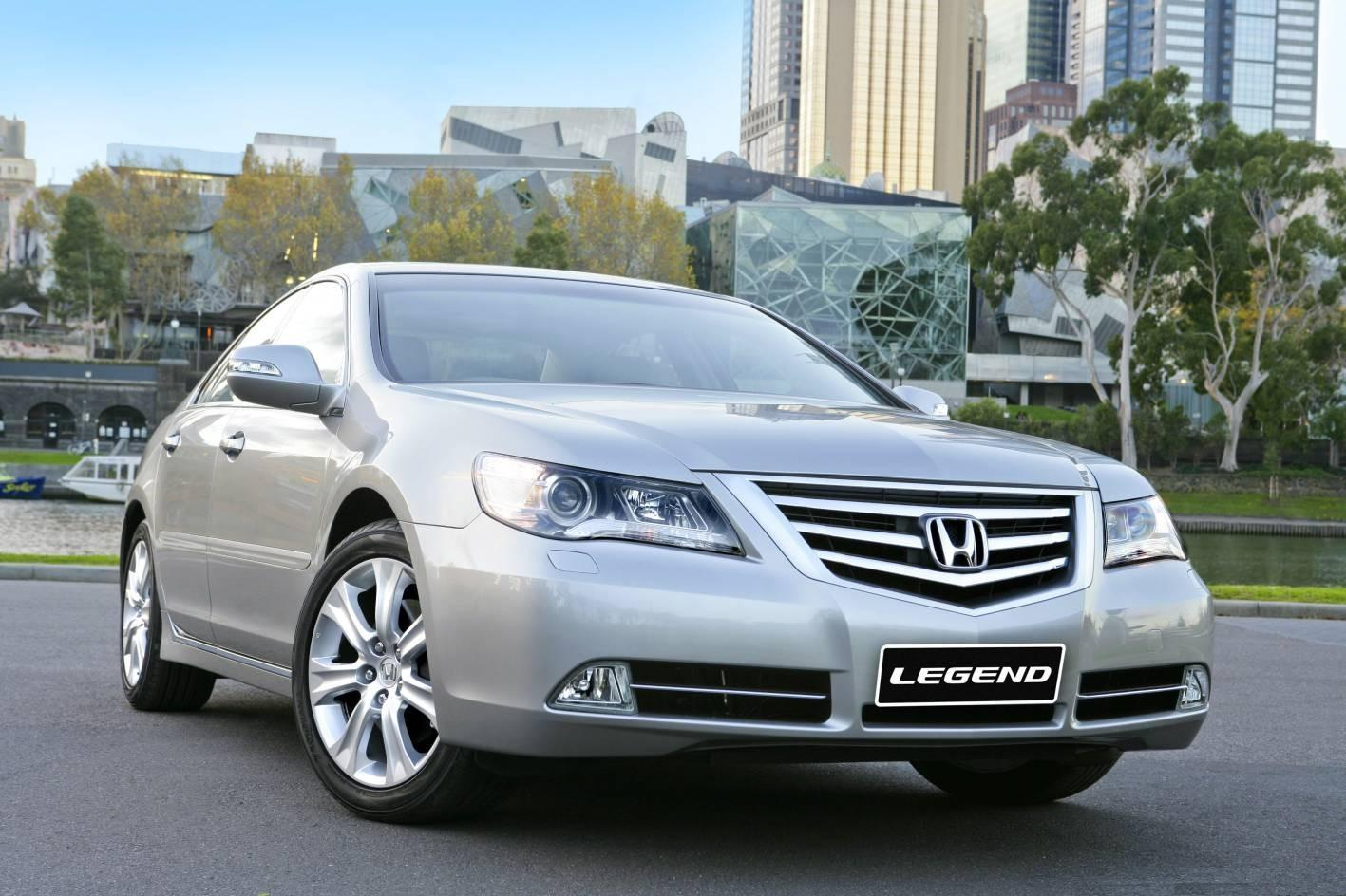 Honda Legend #17