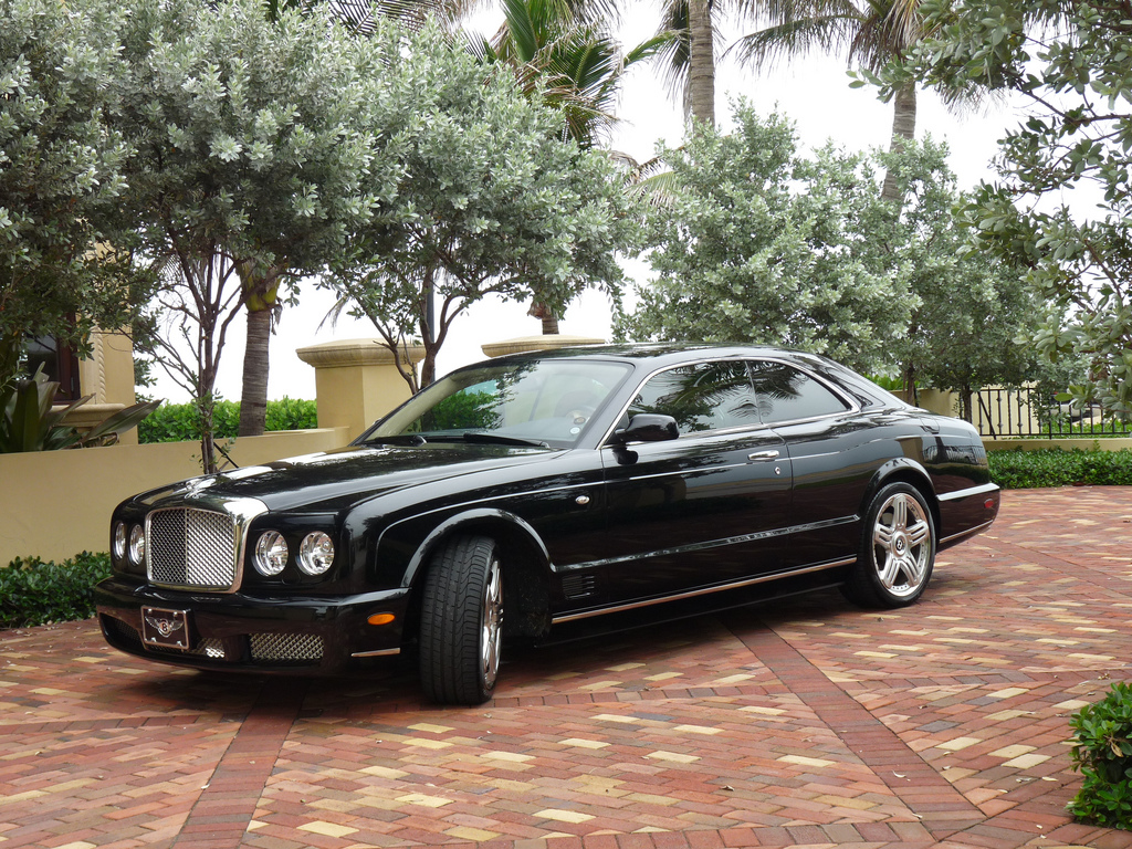 Bentley Brooklands #4