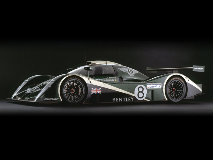 Bentley Exp Speed 8 #12