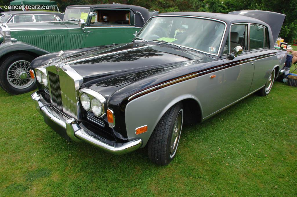 1971 Rolls royce Silver Shadow #6