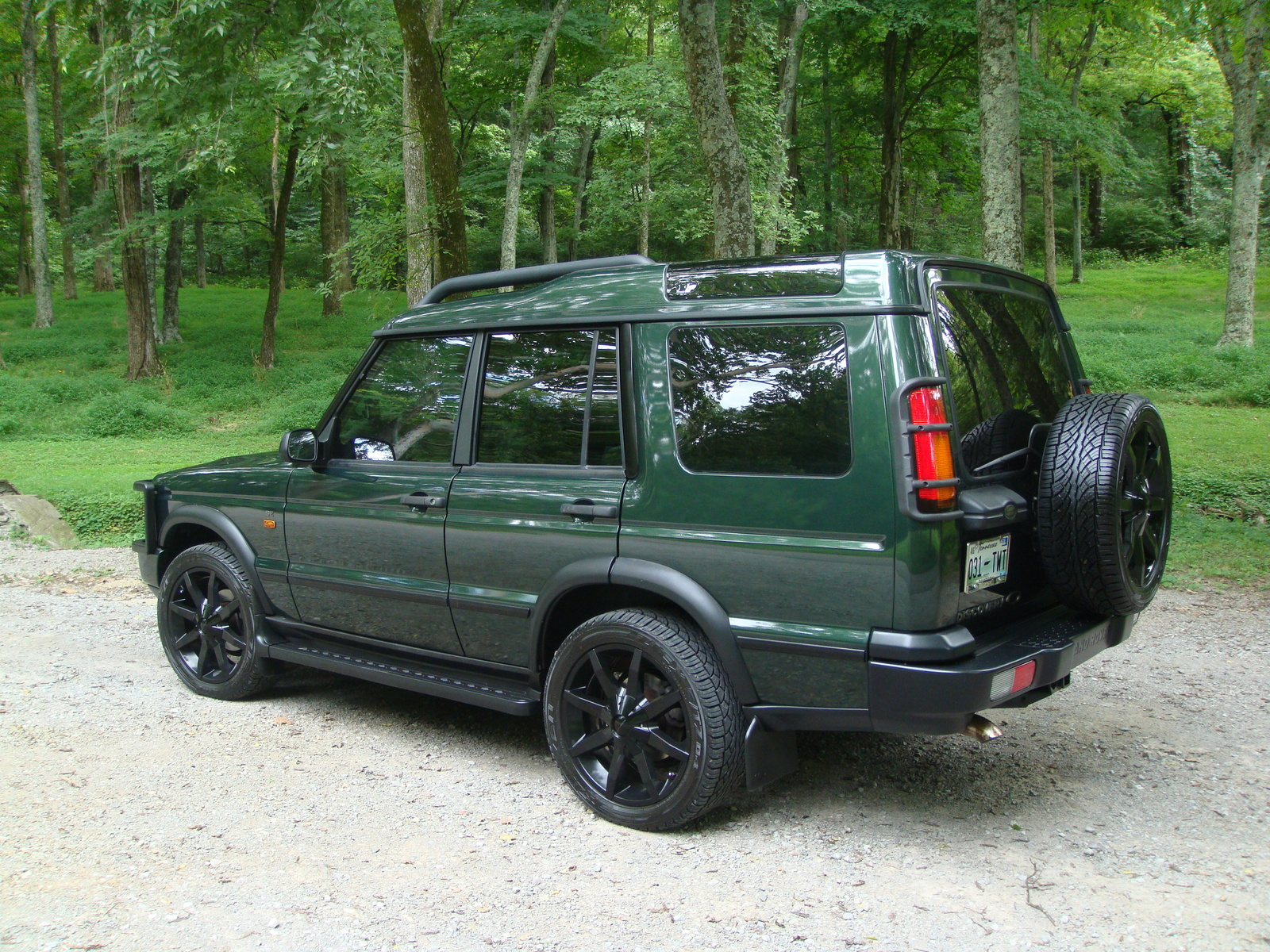 2004 Land Rover Discovery #14