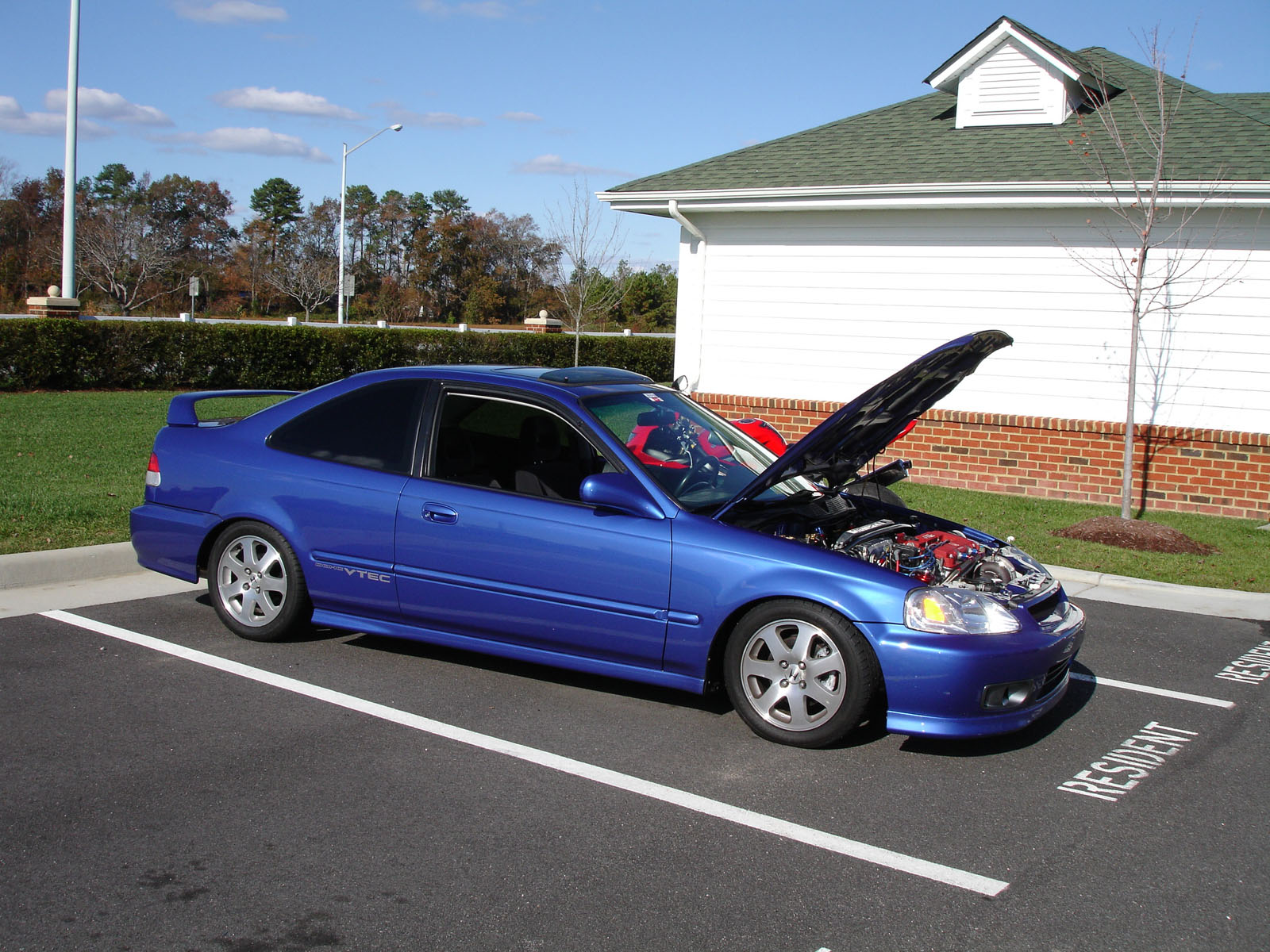 1999 Honda Civic #11