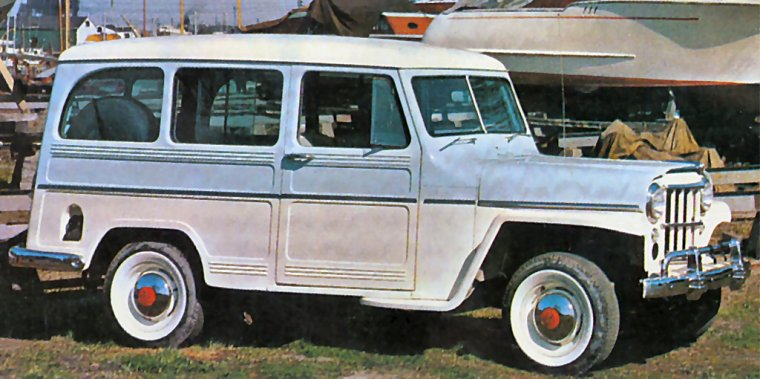 Jeep Station Wagon #9